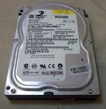 """Western Digital de 40 GB WD400EB-11CPF0 02K044 de Dell 258328-001 disco duro IDE de 3.5"""""""