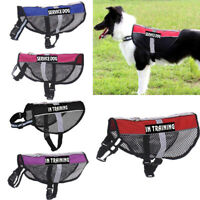 No Pull Adjustable Pet Dog Harness Reflective Puppy Control Vest Chest Strap