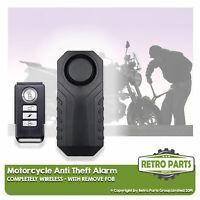 Senza Ferretto Moto Allarme Per Daelim. Easy Montaggio Antifurto Protezione