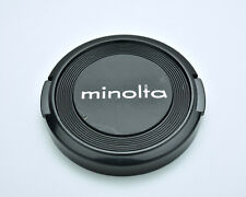 Genuine Minolta MD & MC 57mm for 55mm Lens Front Snap-On Cap  (#3226)