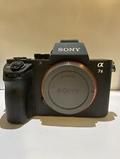 Sony Alpha A7 II 24.3MP Digital Camera with 35mm Lens and Mount Converter -Black