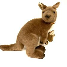 "NWT Dakin Nabisco's PocketFulls Cookies 19"" Large Wallaby & Baby Joey Plush Toy"