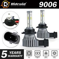9006 HB4 LED Headlight for Chevy Silverado 1500 2500 Suburban Low Beam 6000k HID