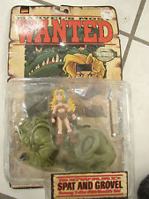 Marvel'S Most Wanted Collector Editions Spat And Grovel X-Men Action Figure Toad