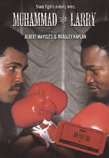 ESPN Films  Muhammad and Larry (DVD, 2010) Brand New