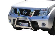 """Nissan Pathfinder 2005-2010 Ø63mm BULL BAR NUDGE BAR """"CE APPROVED""""Frontbügel"""