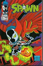 Spawn # 1 Liberty annual Cover by Chris Giarrusso-