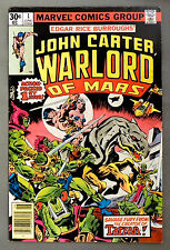 John Carter, Warlord of Mars  1st Issue - 30 cent cover