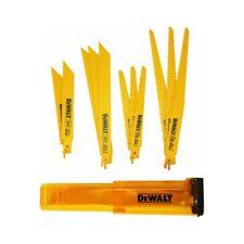 "Dewalt Bi-metal Reciprocating Saw Blade Set - 9"" Length - Carbon Steel - (4892)"