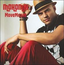 MOHOMBI/MOHOMBI MOUPONDO - MOVEMEANT NEW CD