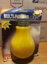 Multi Purpose LED Touch Light Battery Operated Tap Lamp Closet Portable