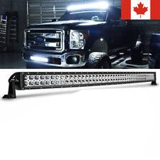 "50"" LED Light Bar 288W Spot Flood Fog Lights for Jeep SUV Pickup ATV"