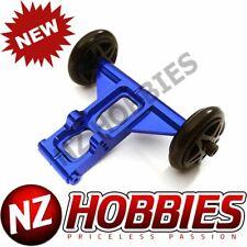 Integy C28674BLUE Billet Machined Wheelie Bar Set : Arrma 1/8 Kraton 6S BLX