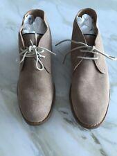 New. Brunello Cucinelli Men's Chukka Boots. Tan Suede. US 8D Eur 41