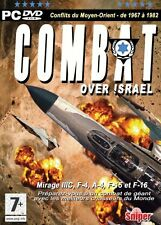 COMBAT OVER ISRAEL PC NEUF