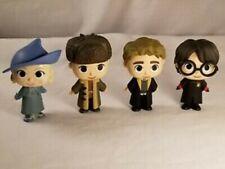 Mystery Mini Harry Potter Series 3 - SET OF 4 - Harry - Fleur - Victor - Cedric