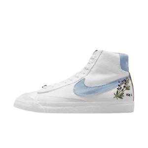[Nike] W Blazer Mid '77 SE Shoes Sneakers - Indigo(DC9265-100)