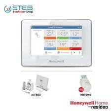 Evohome WIFI 4 Zone Honeywell Resideo - Impianti Centralizzati - Base da Tavolo