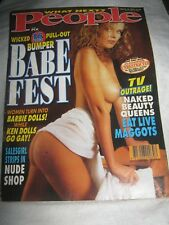 People magazine March  1994  v/good condition