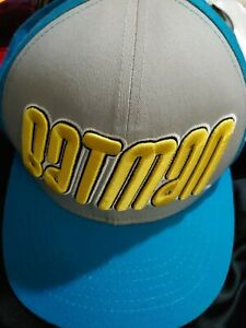 Dc Comics Batman baseball cap  - blue gray