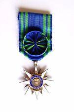 Médaille Officier Ordre du MÉRITE MARITIME argent vermeil 39-45