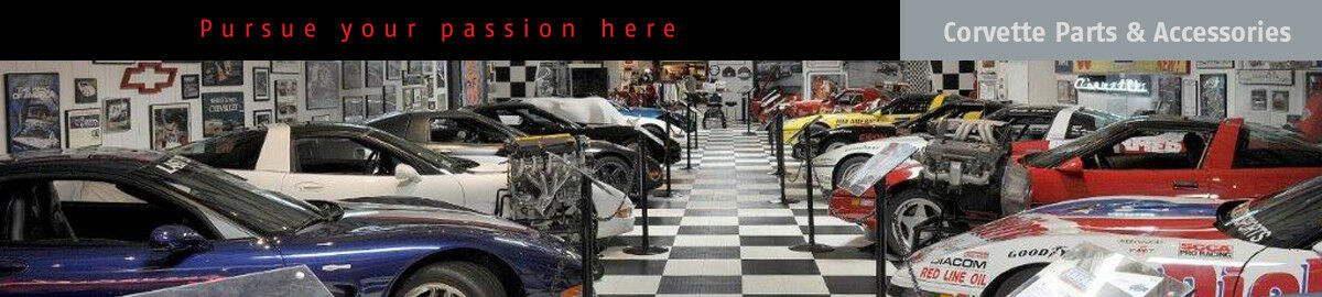 Mid America Motorworks-Corvette