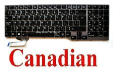 Fujitsu Lifebook E753 E754 Keyboard - CA Backlit CP629327-01 MP-12S96CUJD85W