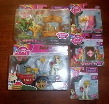 MY LITTLE PONY Lot 5 Sets~Friendship Is Magic Collection~ All Brand NEW!