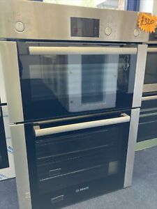 Serie   6 built-in double oven Stainless steel