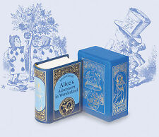 MINIATURE BOOK  Lewis Carroll Alice´s Adventures in Wonderland