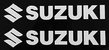 (2) Suzuki Sticker/Decal set ~14 Colors ATV GSXR GSX LTR 450 Katana 600 750 1000