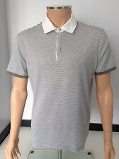 Hugo BOSS CESENA 02 Men's Polo T Shirt, Taglia XL, Slim, in alto, in buonissima condizione