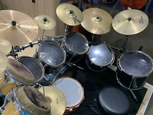 Yamaha Custom  Recording Drum Set