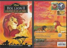 RARE / DVD - WALT DISNEY : LE ROI LION 2 - L' HONNEUR DE LA TRIBU