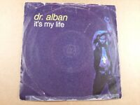 """Dr. Alban : It's My Life : Vintage 7"""" Vinyl Single from 1992"""