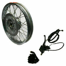 Complete Front Wheel Disc Brake System For Royal Enfield