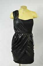 BEBE DRESS KARDASHIAN black 171032 silk gown