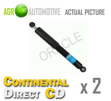 2 x CONTINENTAL DIRECT REAR SHOCK ABSORBERS SHOCKERS STRUTS OE QUALITY GS5009R
