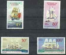 Timbres Bateaux Dahomey PA55/8 * lot 26830