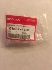 GENUINE Honda NOS 90802-KY4-680 Rubber Muffler Exhaust
