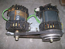 amortiguadores repararlas motor carbón Miele despreocupada paquete W 961 enjuague parpadea incl