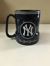 New York Yankees Coffee Mug - 18oz Game Time [NEW] MLB Microwave Tea Cup CDG