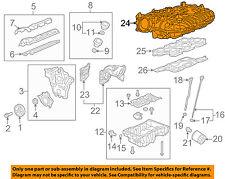 GM OEM-Intake Manifold 12648915