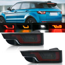 2xLED Taillight for Land Rover Evoque 12-18 Dynamic Turn Signal Rear Brake Lamp