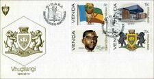 Venda First Day Covers 1979-1994