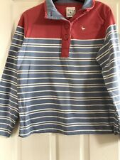 Ladies Country Rose Sweatshirt Size 10