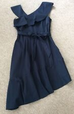 Coast dress size 16 Navy Blue