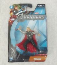 "Hasbro Avengers Movie Series EC Action Figure Thor 2"" Marvel 2011"