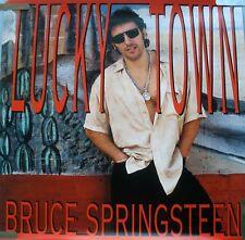 RARE BRUCE SPRINGSTEEN LUCKY TOWN 1992 VINTAGE ORIG RECORD ALBUM PROMO POSTER