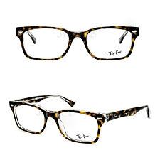 b8e30044e10 Ray Ban RB 5286 5082 Tortoise on Clear 51 18 135 Eyeglasses Rx -